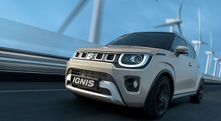 Suzuki Ignis private lease