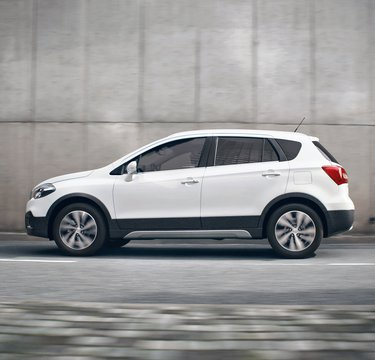 Suzuki S-Cross Smart Hybrid
