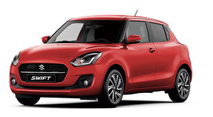 Suzuki swift auto rood smart hybrid